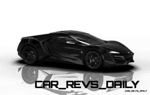 CarRevsDaily Supercars - 2014 W Motors Lykan Hypersport Colors 13
