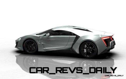CarRevsDaily Supercars - 2014 W Motors Lykan Hypersport Colors 138