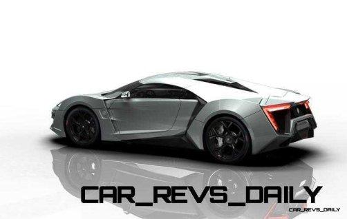 CarRevsDaily Supercars - 2014 W Motors Lykan Hypersport Colors 139