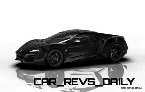 CarRevsDaily Supercars - 2014 W Motors Lykan Hypersport Colors 25