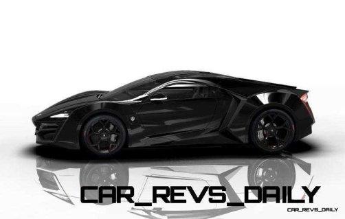 CarRevsDaily Supercars - 2014 W Motors Lykan Hypersport Colors 27