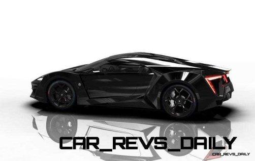 CarRevsDaily Supercars - 2014 W Motors Lykan Hypersport Colors 30