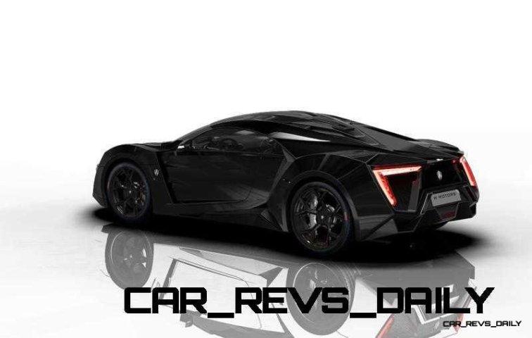 CarRevsDaily Supercars - 2014 W Motors Lykan Hypersport Colors 32