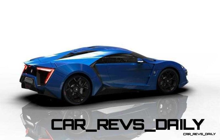 CarRevsDaily Supercars - 2014 W Motors Lykan Hypersport Colors 43