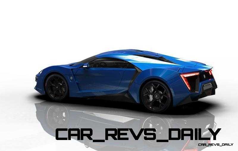 CarRevsDaily Supercars - 2014 W Motors Lykan Hypersport Colors 67