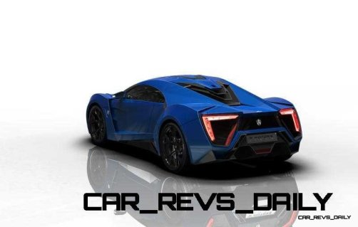 CarRevsDaily Supercars - 2014 W Motors Lykan Hypersport Colors 70