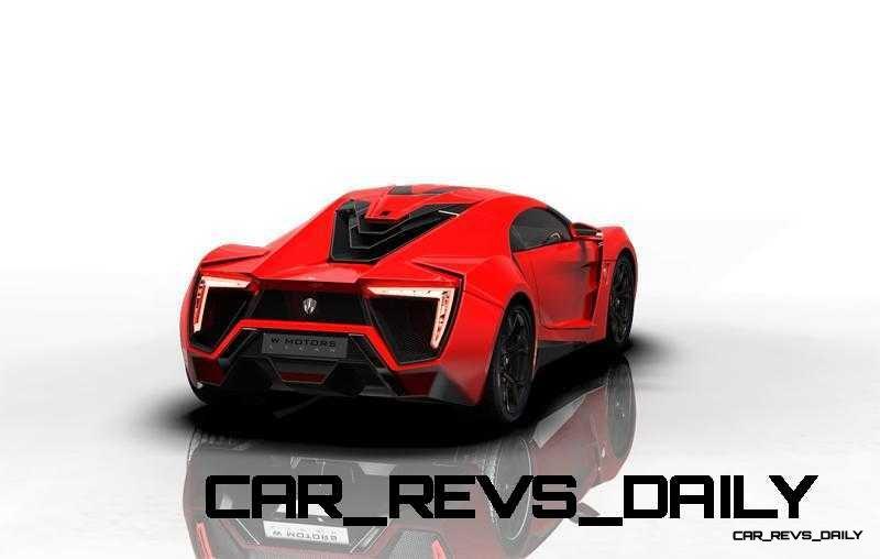 CarRevsDaily Supercars - 2014 W Motors Lykan Hypersport Colors 75