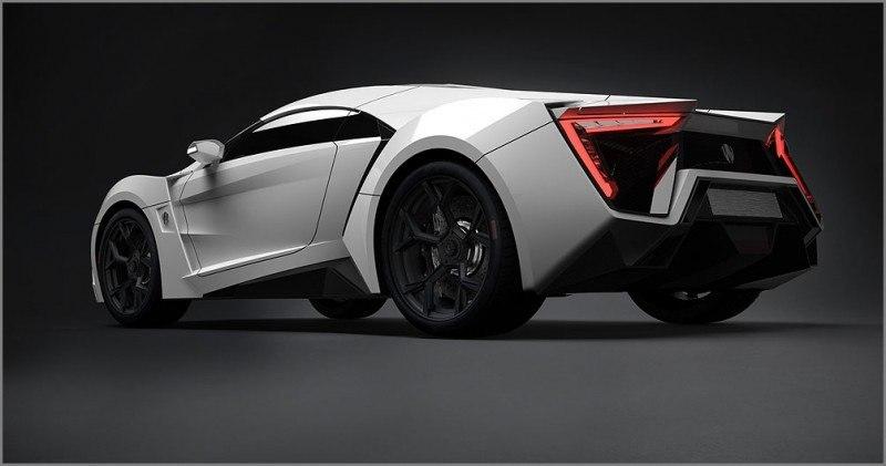 CarRevsDaily Supercars - Best of 2013 - W Motors Lykan HyperSport 20