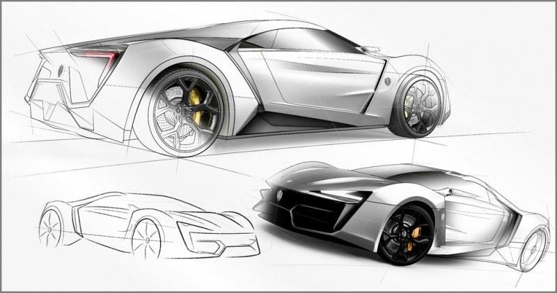 CarRevsDaily Supercars - Best of 2013 - W Motors Lykan HyperSport 2