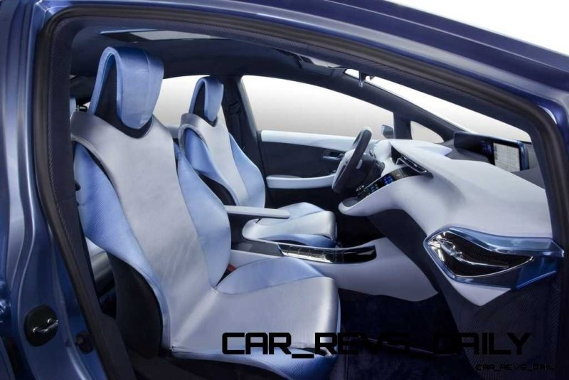 CarRevsDaily - Toyota FCV-R Concept 25