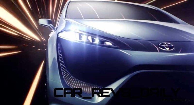 CarRevsDaily - Toyota FCV-R Concept 6