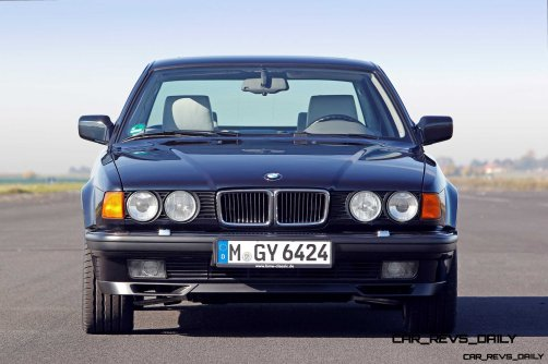 Celebrating the Evolution of the V12 BMW 7-series 25