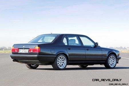 Celebrating the Evolution of the V12 BMW 7-series 28