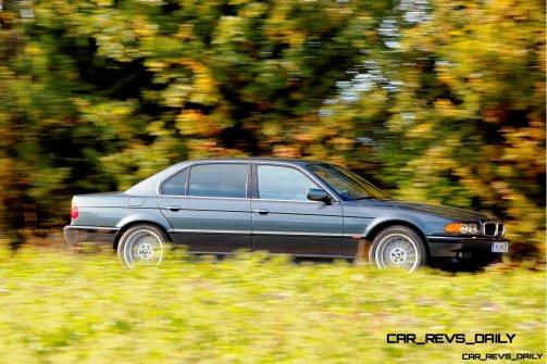 Celebrating the Evolution of the V12 BMW 7-series 47