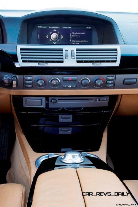 Celebrating the Evolution of the V12 BMW 7-series 53