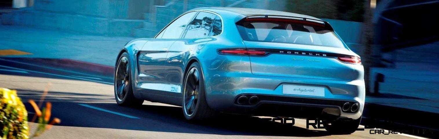 Concept Debrief - Porsche Panamera Sport Turismo 19