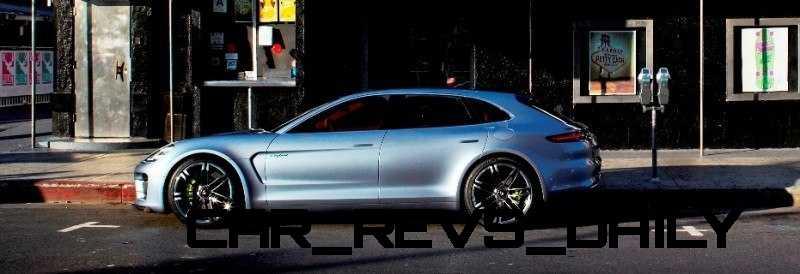 Concept Debrief - Porsche Panamera Sport Turismo 25