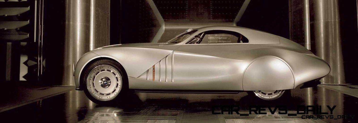 Concept Flashback - 2006 BMW Mille Miglia 13