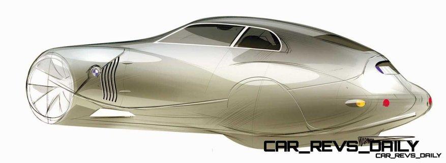 Concept Flashback - 2006 BMW Mille Miglia 21