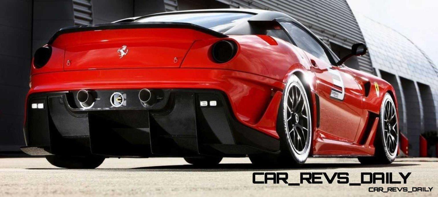 Ferrari 599XX Paris RM Auctions Feb 2014 CarRevsDaily 5