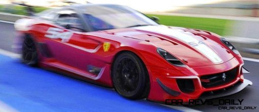 Ferrari 599XX Paris RM Auctions Feb 2014 CarRevsDaily 6