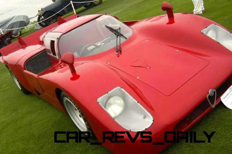Hero Racecars - 1970 Alfa-Romeo Tipo 33-4 TASMAN 11
