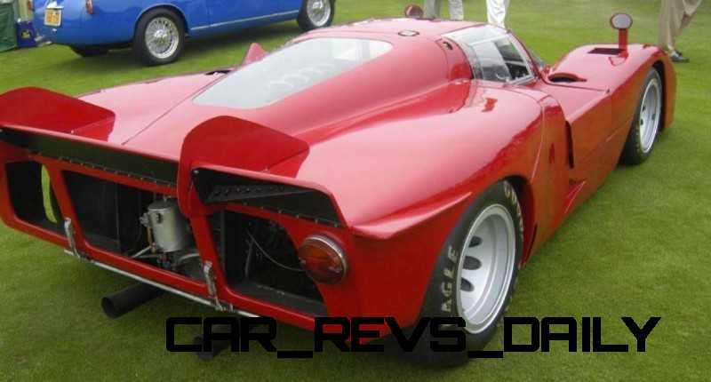 Hero Racecars - 1970 Alfa-Romeo Tipo 33-4 TASMAN 13