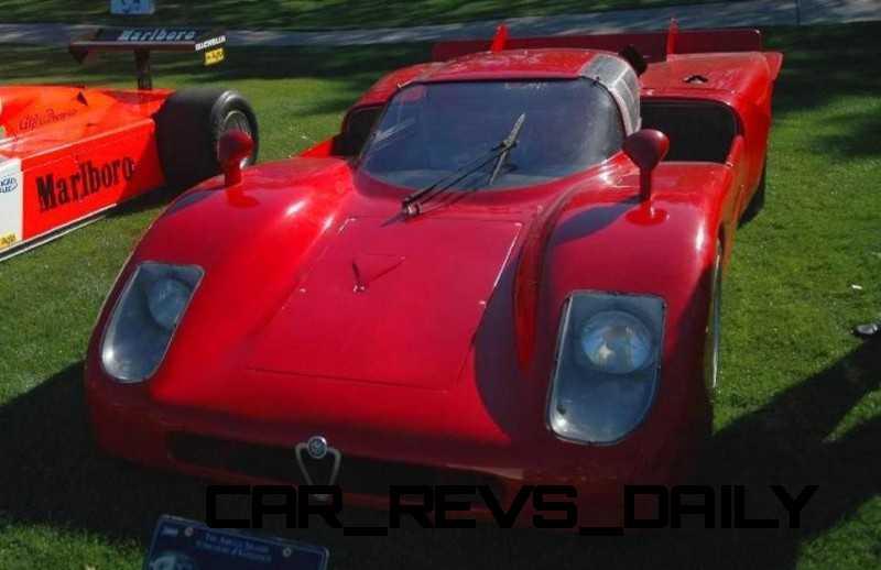 Hero Racecars - 1970 Alfa-Romeo Tipo 33-4 TASMAN 5