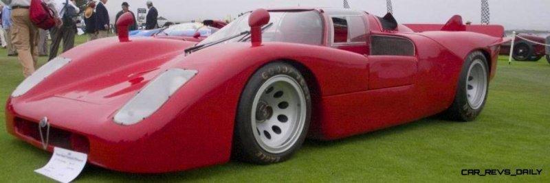 Hero Racecars - 1970 Alfa-Romeo Tipo 33-4 TASMAN 7