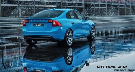 Hot New Wagons 2014 Volvo V60 11