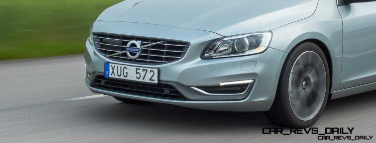 Hot New Wagons 2014 Volvo V60 2