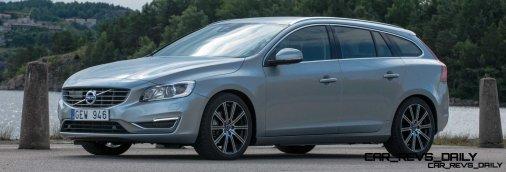 Hot New Wagons 2014 Volvo V60 5
