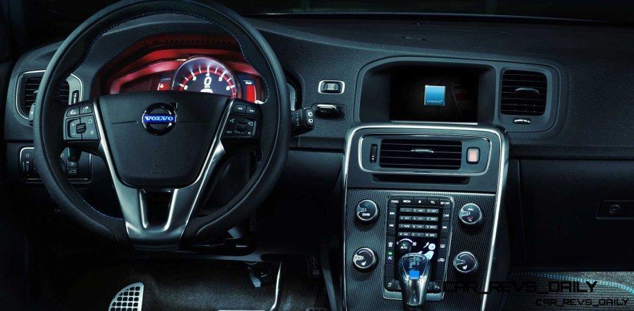 Hot New Wagons 2014 Volvo V60 R-Design 10