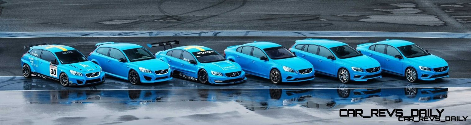 Hot New Wagons 2014 Volvo V60 R-Design 7