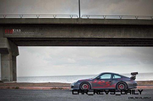 ItzKirb Captures the Wild Graphics of this Porsche 911 GT3 RS 7