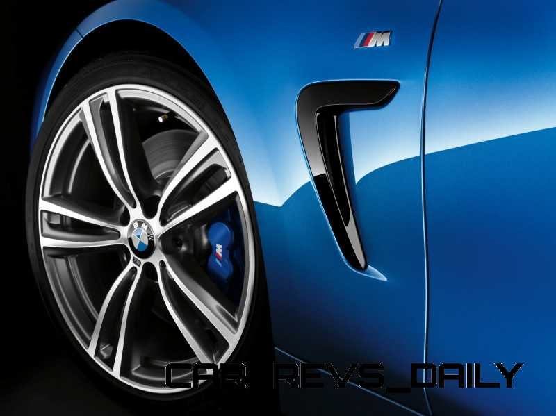 Latest BMW 435i Track Photos Show Beautiful Proportions 57