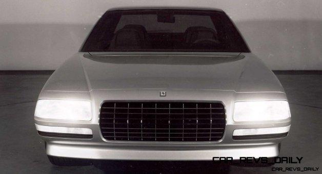 Most Copied 4-Door Never Made - 1980 Ferrari Pinin Concept 35