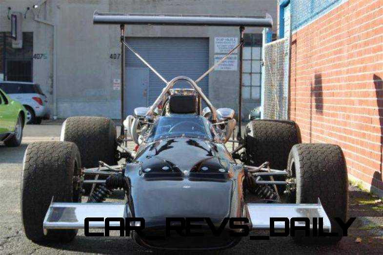 Own This Authentic 1969 McLaren M10-A Racing Hero36