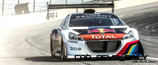 Peugeot 208 T16 and 205 T16 Group B 37