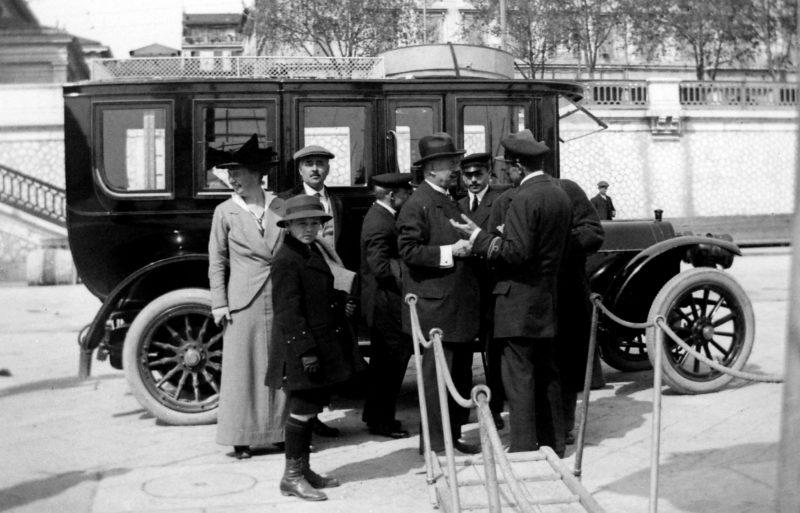 S-Class Retrospective - 1904 to Present 26