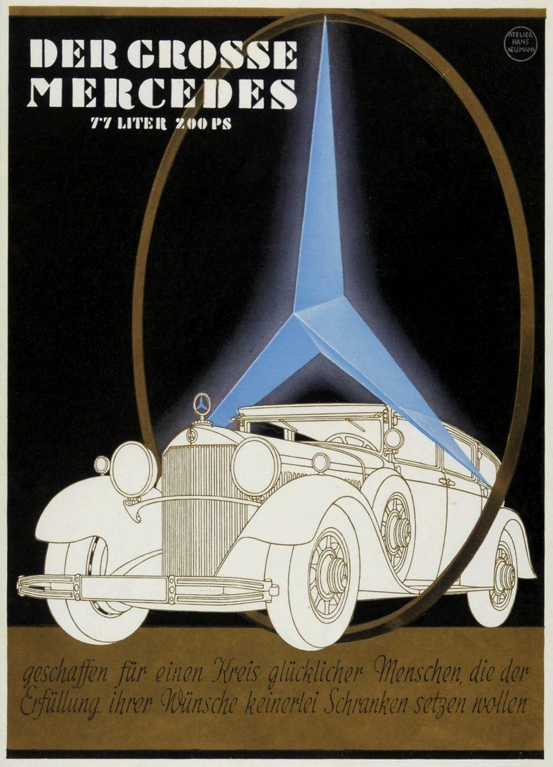 S-Class Retrospective - 1904 to Present 30