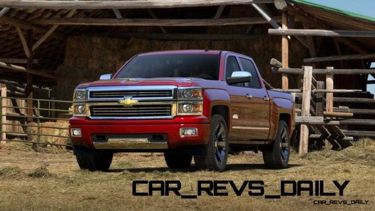 Silverado High Country Visualizer - Colors and 22-inch Wheels Galore23