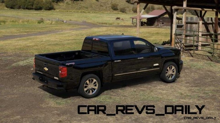 Silverado High Country Visualizer - Colors and 22-inch Wheels Galore6