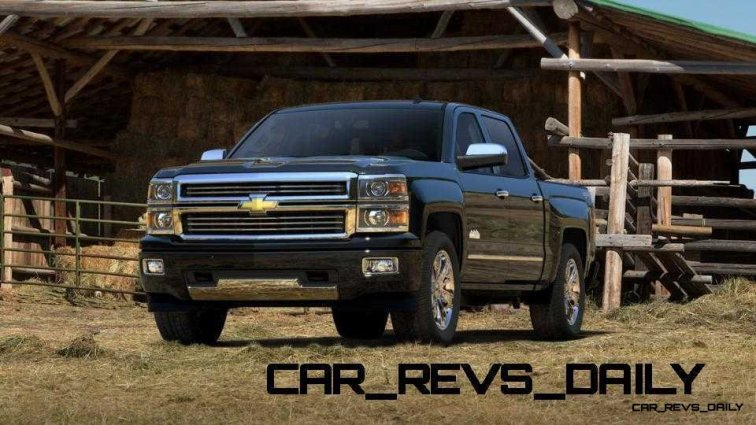 Silverado High Country Visualizer - Colors and 22-inch Wheels Galore8