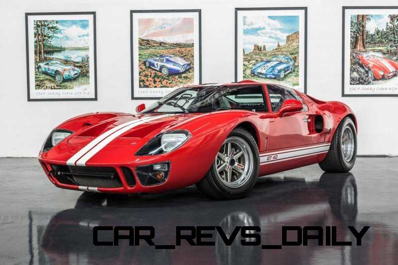Superformance Ford GT40 Showcase 5
