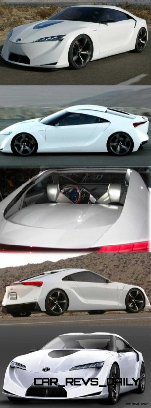 Toyota Supra Past and Future 2015 Supra Renderings 29