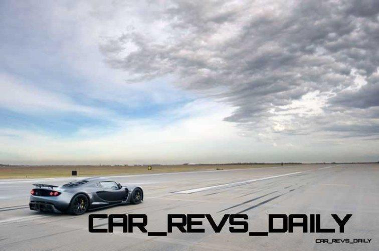 Venom GT Guinness World Record Fastest Car 10