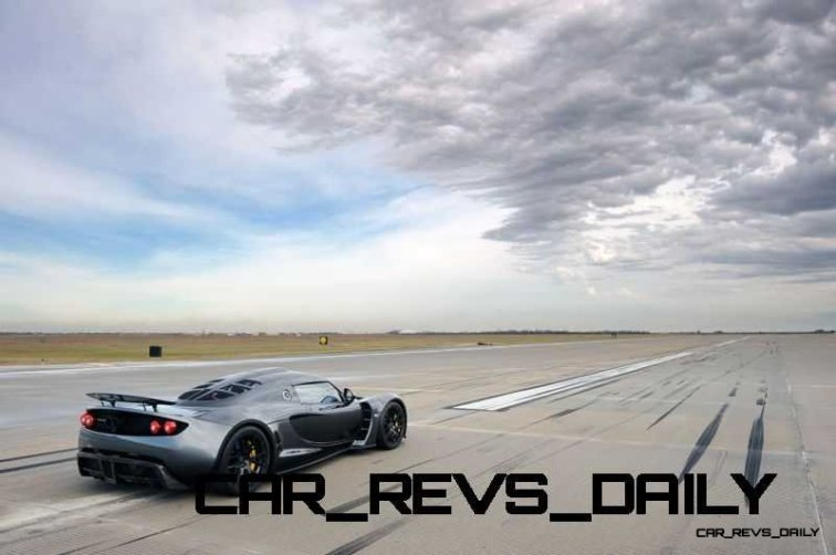 Venom GT Guinness World Record Fastest Car 11
