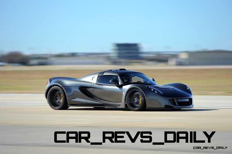 Venom GT Guinness World Record Fastest Car 19