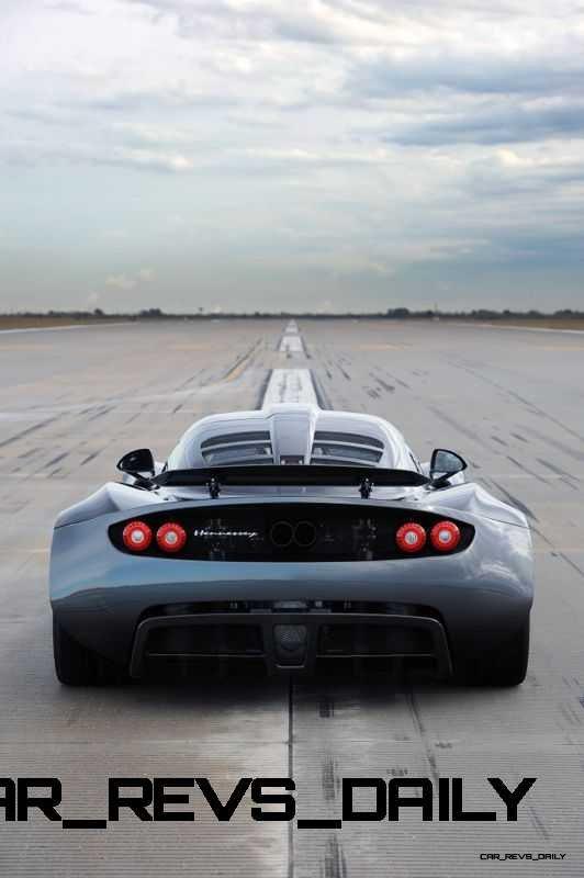 Venom GT Guinness World Record Fastest Car 6